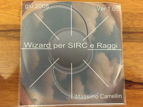2008 Programma Wizard per la determinazione del raggio corneale da usare dopo chirurgia refrattiva