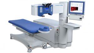 Chirurgia laser agli occhi: laser ad eccimeri